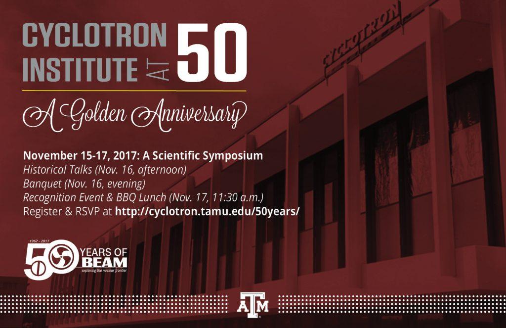 50 Years Invitation