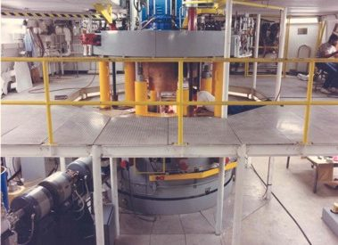 K500 Superconducting Cyclotron